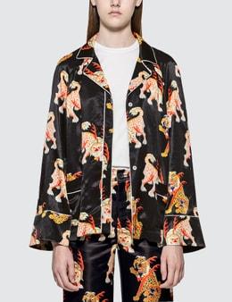 Kirin Haetae Viscose Pajama Shirt