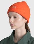 Stussy Basic Cuff Beanie Orange Women