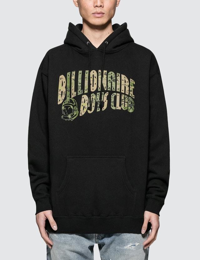 Billionaire Boys Club Crye X Billionaire Boys Club Multicam Fill Logo Hoodie