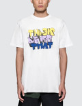 Thisisneverthat Graffiti T-shirt Picture