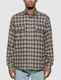 Rassvet Long Sleeve Flannel Shirt Picture
