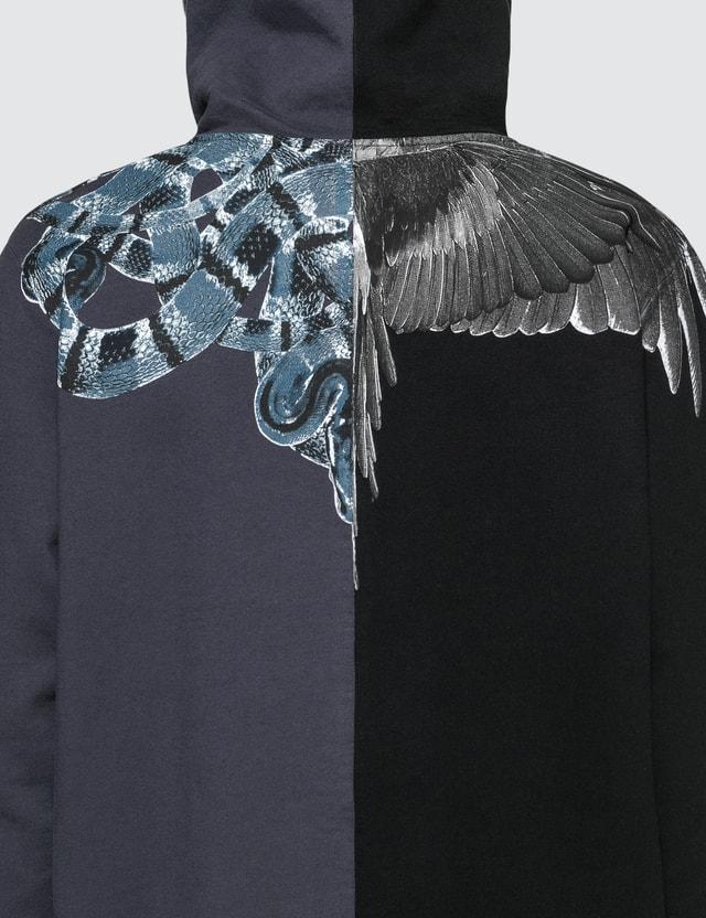 Marcelo Burlon Wings Snakes Hoodie