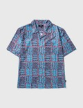 Stussy Hand Drawn Houndstooth Shirt 사진