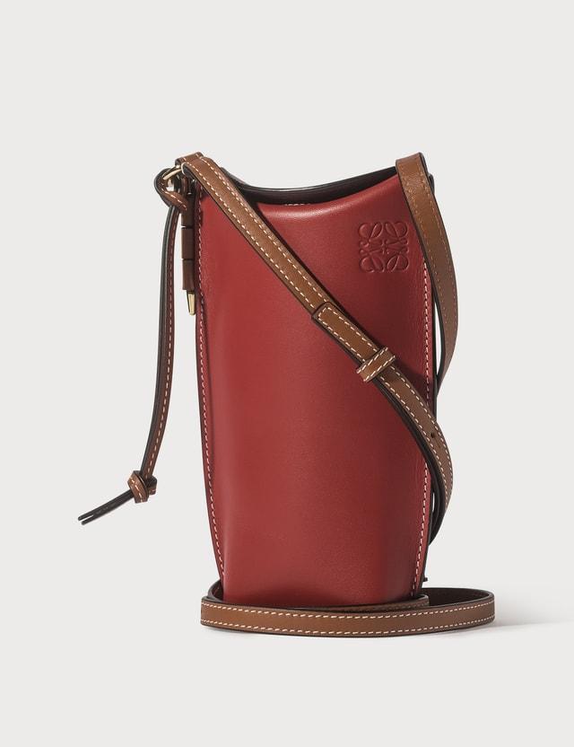 Loewe Gate Pocket With Shoulder Strap