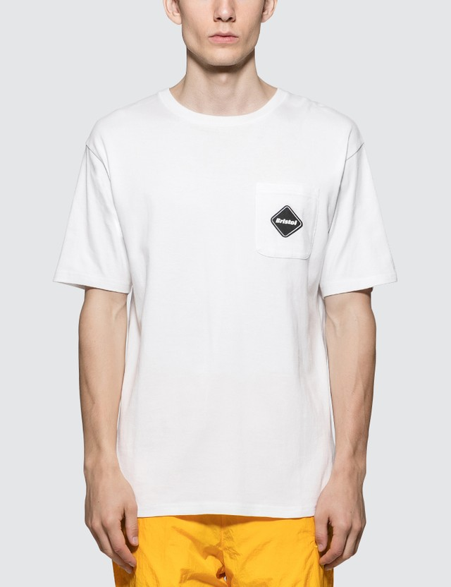F.C. Real Bristol Oversized Logo Pocket T-shirt