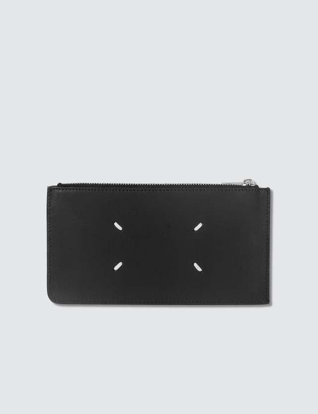 Maison Margiela Zipped Long Wallet