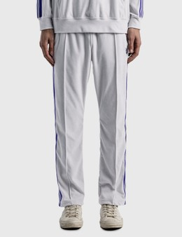 Needles C/PE Velour Narrow Track Pants