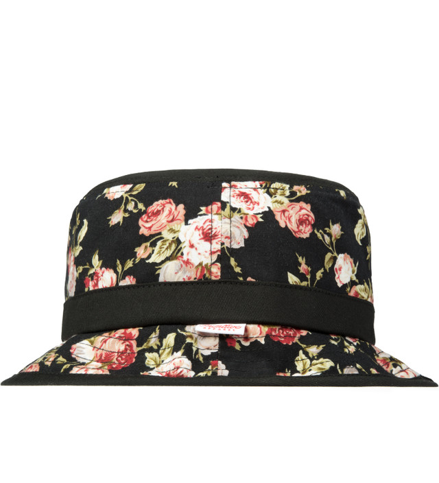 5eb26487adb Primitive - Roses Bucket Hat