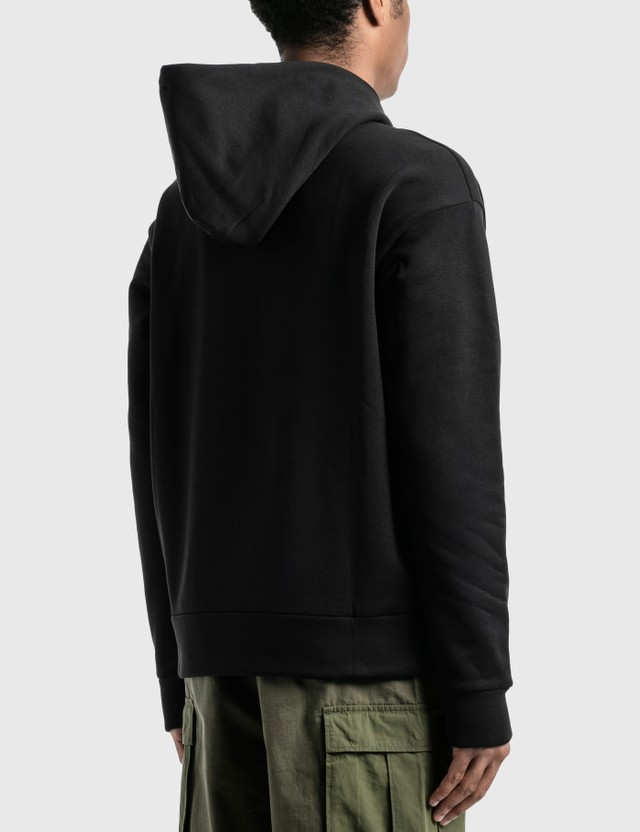 Moncler Grenoble Hoodie Black Men
