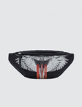 Marcelo Burlon Wings Barcode Fanny Pack Picture