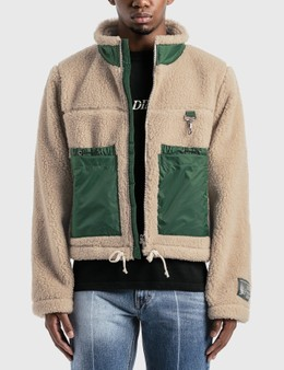 Reese Cooper Sherpa Fleece Jacket