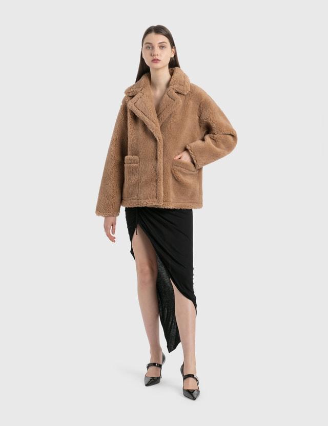 Stand Studio Marina Jacket 10500 Sand Women