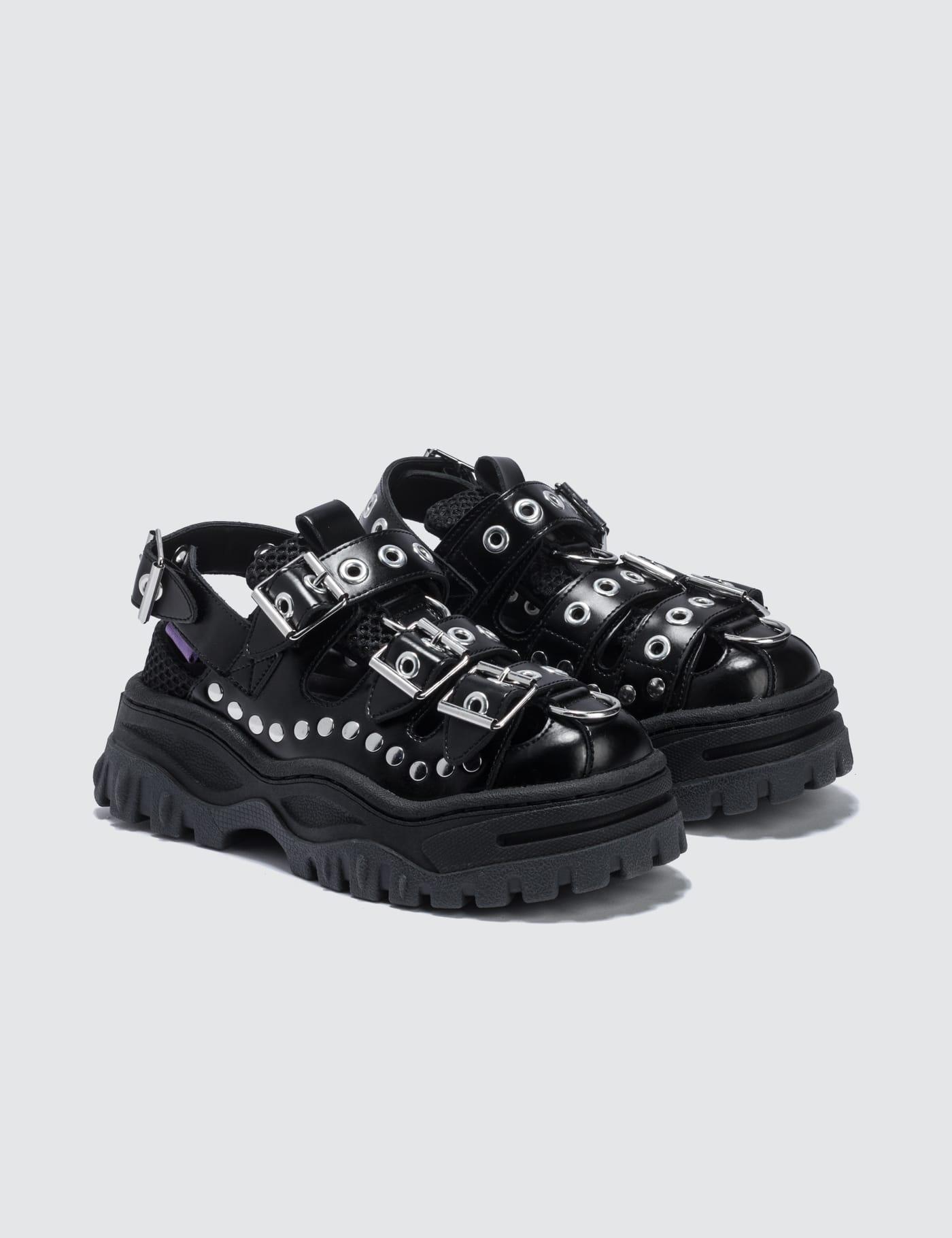 Eytys - Athena Leather Sandals | HBX