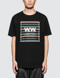 Wood Wood WW Stripes S/S T-Shirt Picture