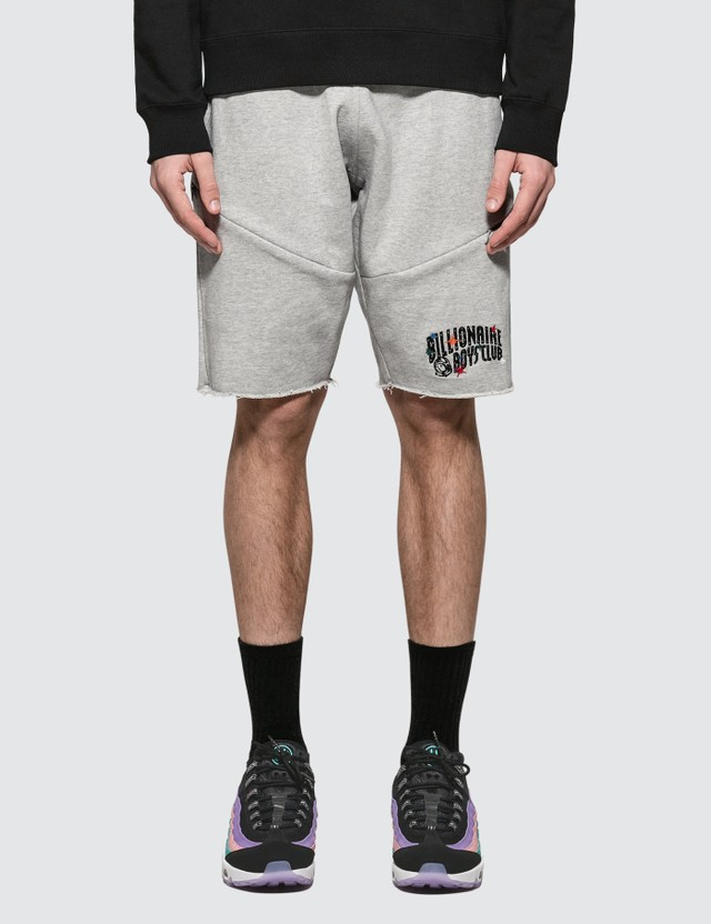 Billionaire Boys Club Grey Constellation Sweatshorts