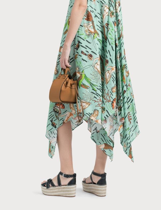 Loewe Paula Mermaid Strappy Dress
