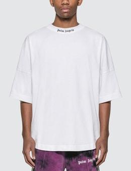 Palm Angels Classic Logo Oversized T-shirt