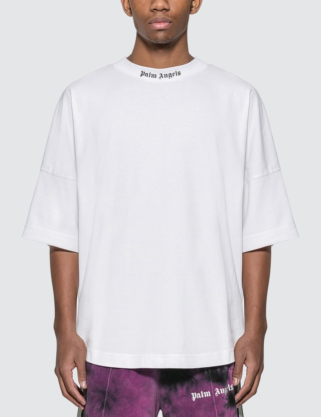 Palm Angels Classic Logo Oversized T-shirt
