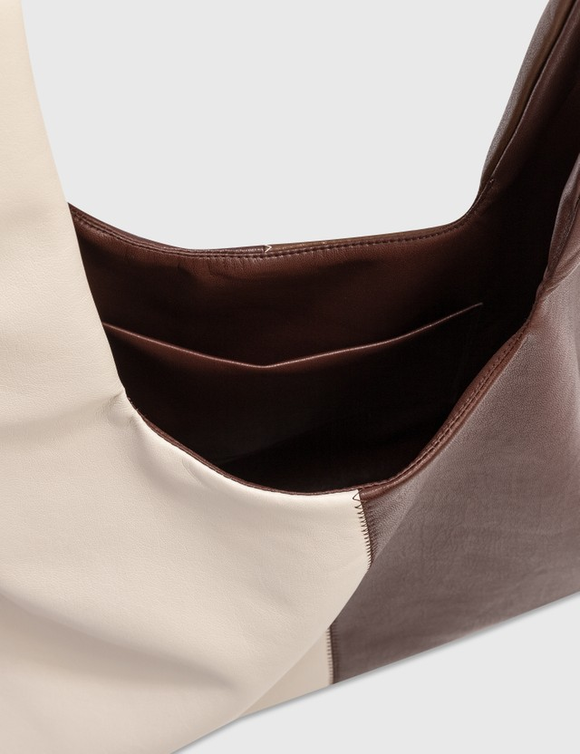 Nanushka Jo Vegan Leather Bags Patchwork Women