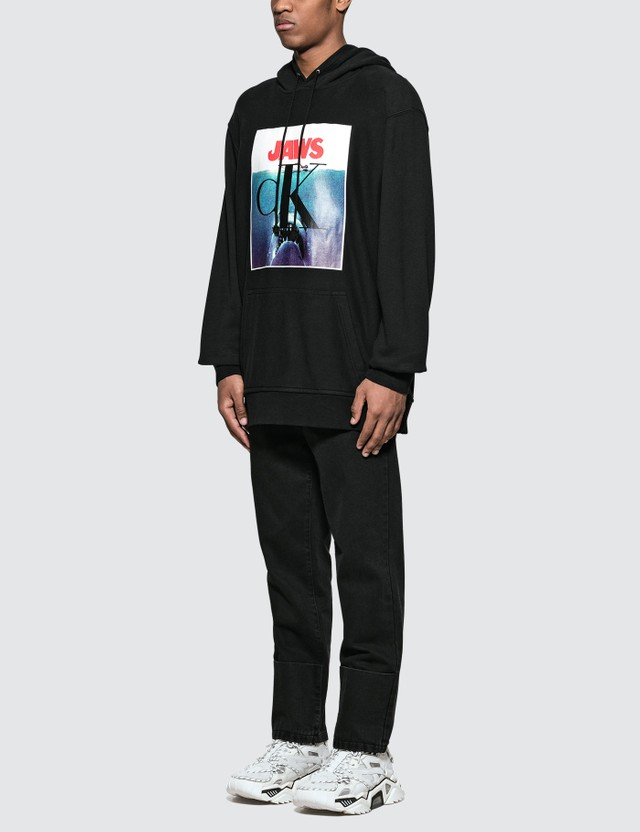 Calvin Klein 205W39NYC Cotton French Terry Hoodie