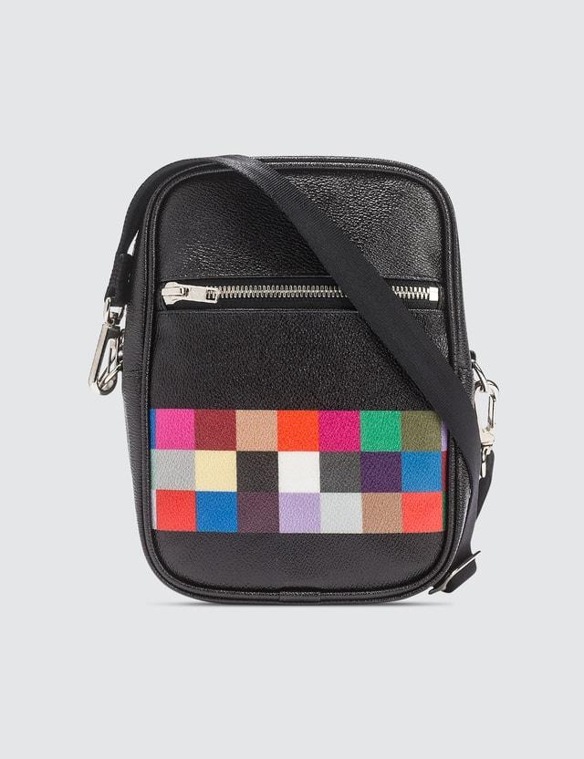 uniform experiment Color Chart PVC Small Shoulder Bag