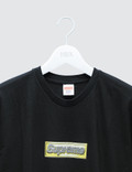 Supreme Supreme Bling Box Logo T-Shirt Black/gold Archives