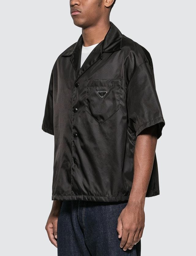Prada Technical Fabric Shirt