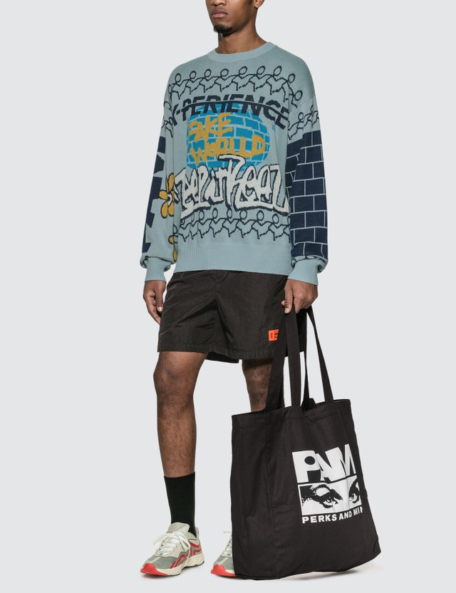 Perks and Mini Keep It Real Knitted Sweater