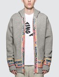 Sacai Sponge Sweat Zip Jacket Picutre