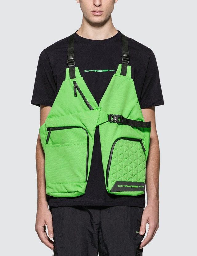 Oakley Body Bag Vest Bag Laser Green Men