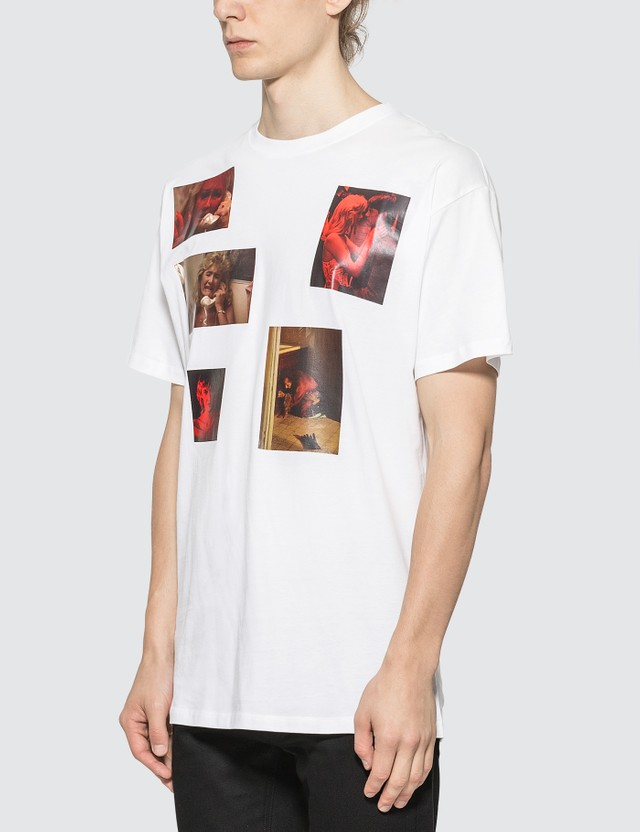 Raf Simons Big Fit 6 Pictures T-shirt