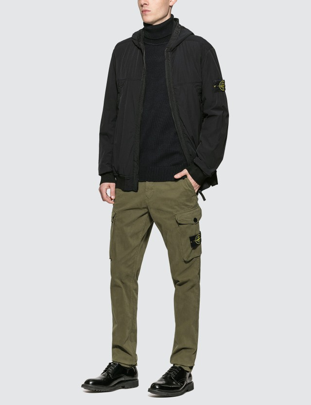 Stone Island Turtle Neck Knitted Sweater