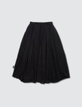 NUNUNU Feather Skirt Black Girls