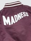 Madness Kids Baseball Jacket Red Kids
