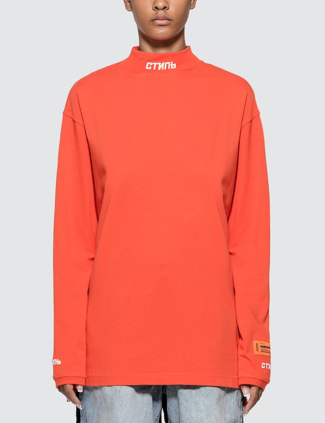 Heron Preston CTNMb Long Sleeve T-shirt