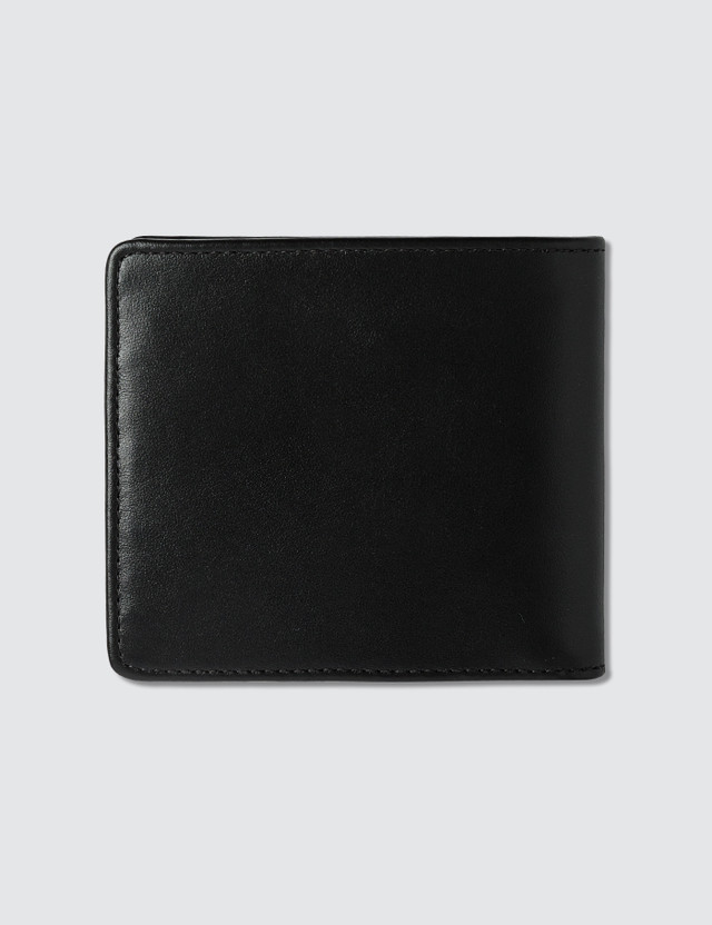 Maison Kitsune Tricolor Fold Wallet