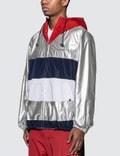 Polo Ralph Lauren Silver Back Windbreaker