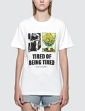 Pleasures Tired T-shirt Picture