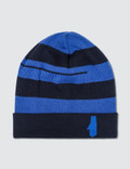 Raf Simons Striped Beanie Picture