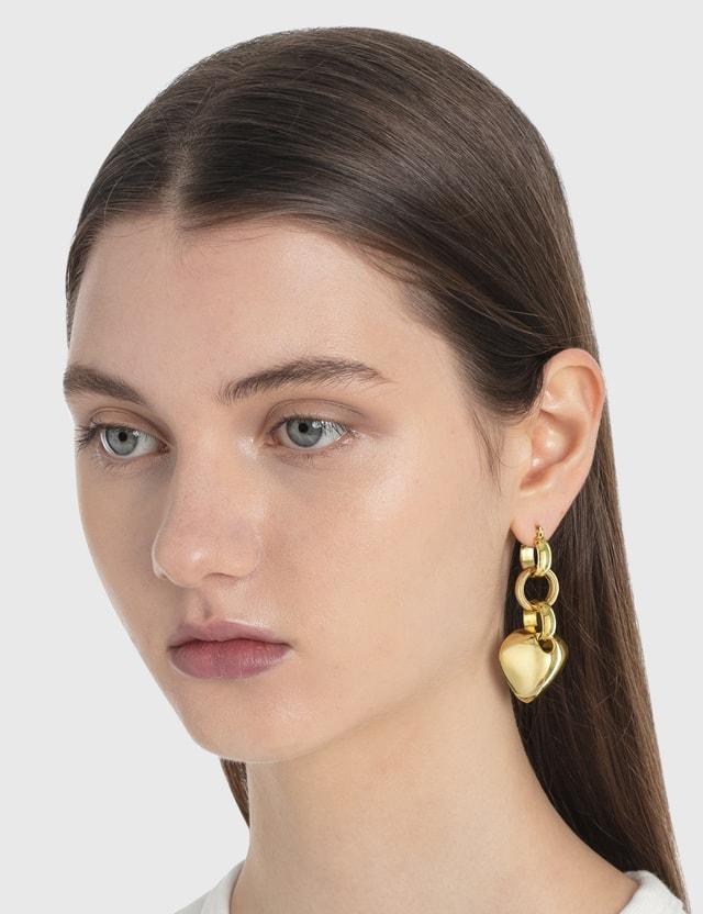 Laura Lombardi Luisa Earrings Gold Women