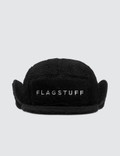 "Flagstuff ""F-LAGSTUF-F"" Fleece Camp Cap Picture"