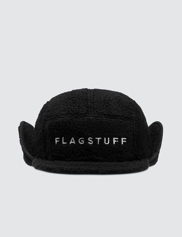"Flagstuff ""F-LAGSTUF-F"" Fleece Camp Cap"