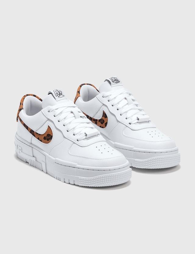 Nike Air Force 1 Pixel SE White/white-white-white Women