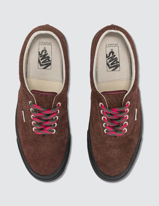 Vans OG Era LX (hairy Suede) Andorra/russet Brown Men