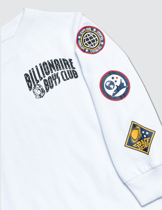 Billionaire Boys Club BB Space Quest L/S T-Shirt