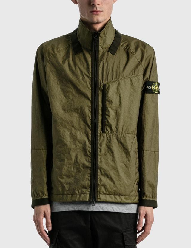 Stone Island Membrana 3L TC Jacket Olive  Men