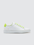 Common Projects Retro Low Fluo Trainers Picutre
