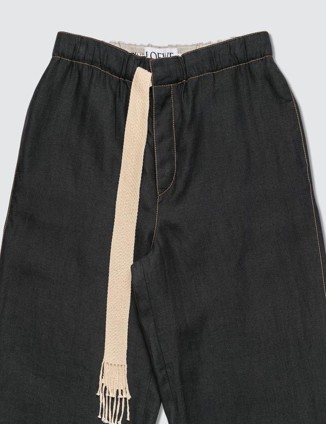 Loewe Drawstring Trousers