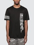 Versace Totem Print T-shirt Picture