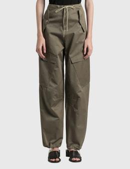Dion Lee Parachute Cargo Pants